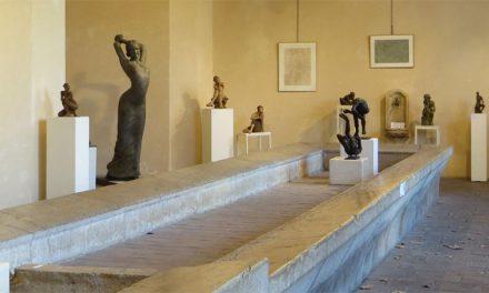 Sculptures de Béatrice POTHIN-GALLARD (lavoir Vasserot)