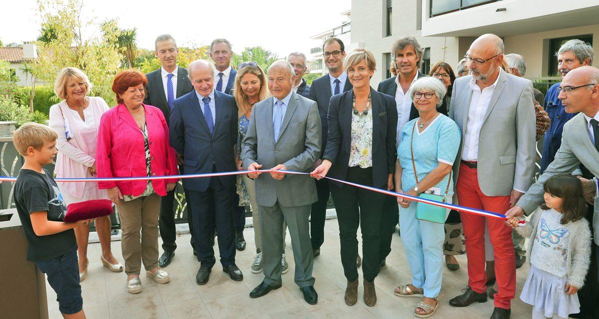 """Les """"Echelles du Levant"""" : 80 nouveaux logements sociaux inaugurés"""