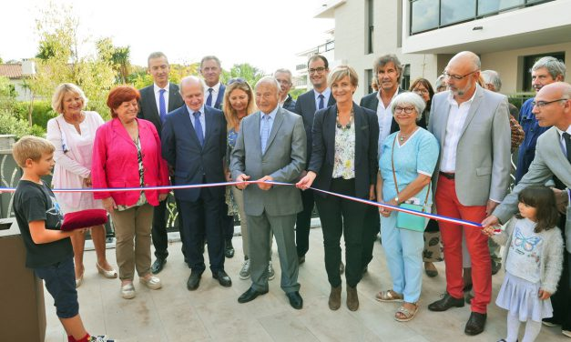 Les Echelles du Levant: 80 nouveaux logements sociaux inaugurés