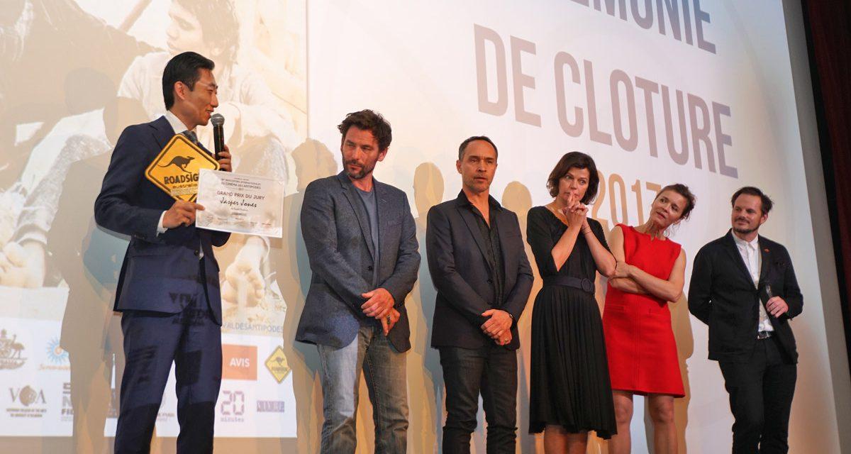 Cinéma des antipodes 2017 : « Jasper Jones » repart avec le Grand prix du jury