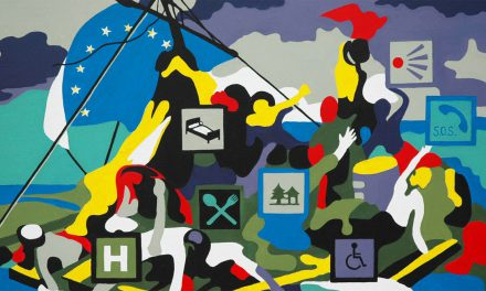 Peintures de Marina DUHAMEL-HERZ (lavoir Vasserot)