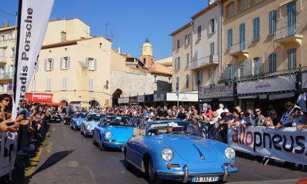 Le « Paradis Porsche » 2017 : du bleu plein les yeux