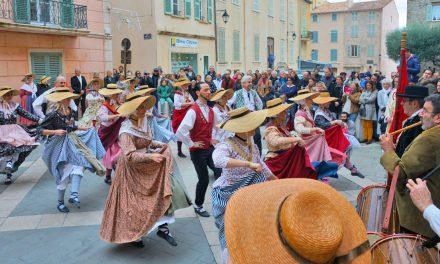 La Sainte Cécile fêtée par le Rampèu et les Fifres et Tambours