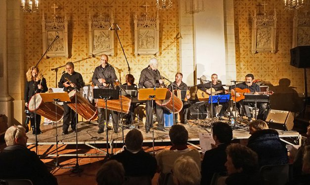 Le concert de Bàrri Nòu