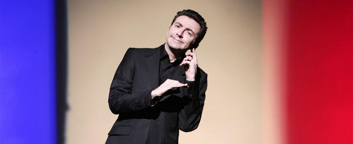 3e festival Déclarations d'humour : Gérald Dahan représente Paris !