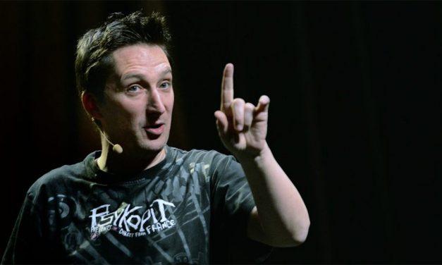 3e festival Déclarations d'humour : Sellig représente Lyon !