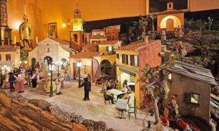 Noël à Saint-Tropez : la crèche provençale