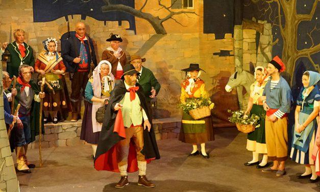 Noël à Saint-Tropez : la Pastorale du Rampèu  de Sant-Troupès