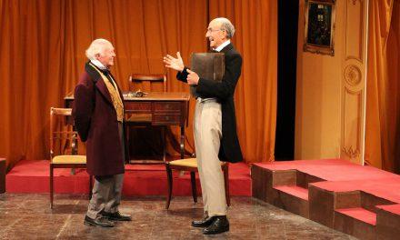 3e festival de théâtre : « LE FAISEUR » de Balzac
