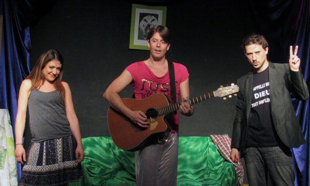 3e festival de théâtre : «  L'AMANT VIRTUEL »