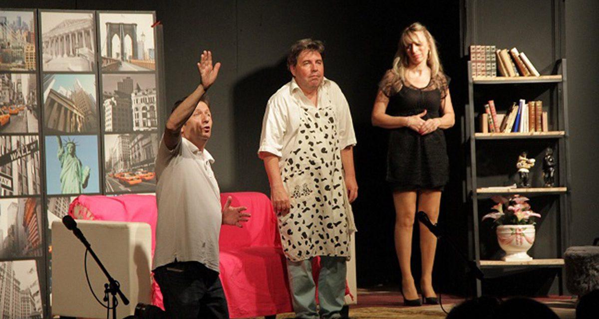 3e festival de théâtre : « UNE SEMAINE PAS PLUS »