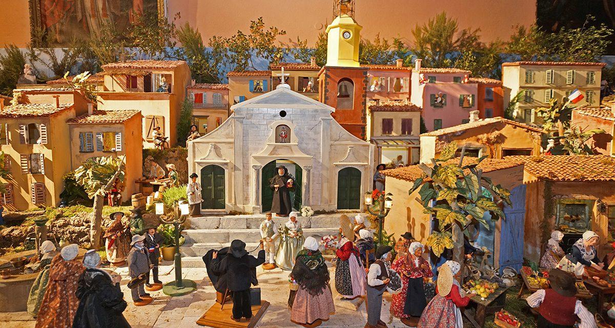Noël à Saint-Tropez : c'est parti jusqu'au 7 janvier