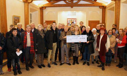 Plus de 21 000 € récoltés pour le Téléthon 2017