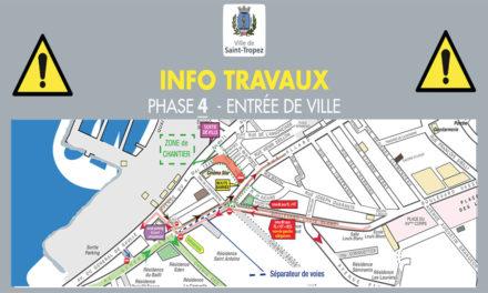 Travaux de requalification entrée de Ville : modification des entrées et sorties de ville à partir de lundi 7 janvier