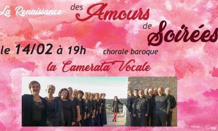 """(Français) Saint-Tropez célèbre la Saint-Valentin avec """"Des Amours de Soirées"""""""