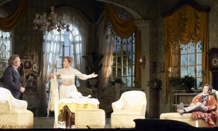 Diffusion de l'opéra « la chauve-souris » de Strauss