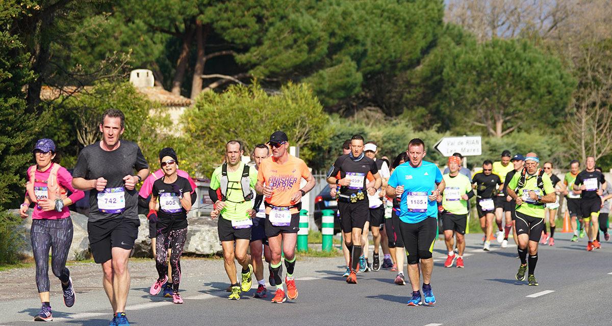 1er marathon du golfe de Saint-Tropez : priorité aux coureurs, le temps d'une matinée