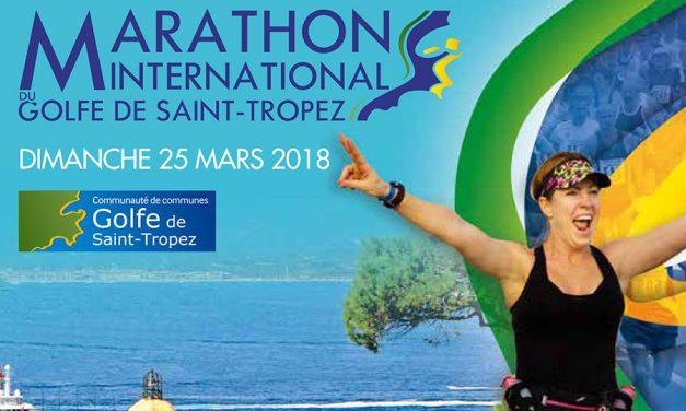 (Français) Restrictions de circulation pour le marathon organisé par la communauté de communes du Golfe de Saint-Tropez