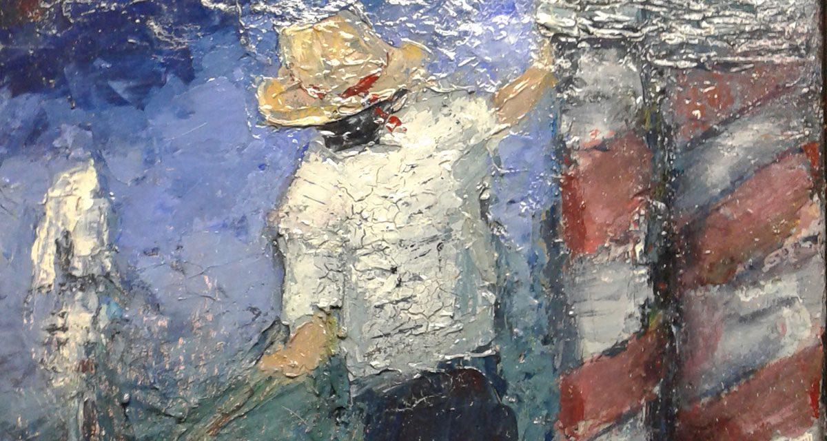 Les expositions du lavoir Vasserot : Alain Patrini (peintures et scuptures)