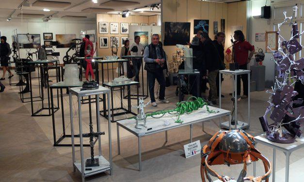 (Français) Exposition de l'Atelier 138