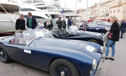 Bella Strada 2018 : la parade des voitures de légende