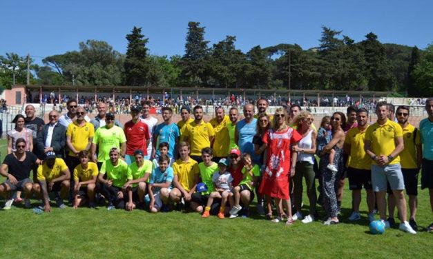 (Français) 280 footballeurs en herbe au tournoi Marcel Aubour 2018