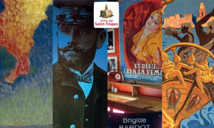 Les quatre musées de Saint-Tropez ont le must