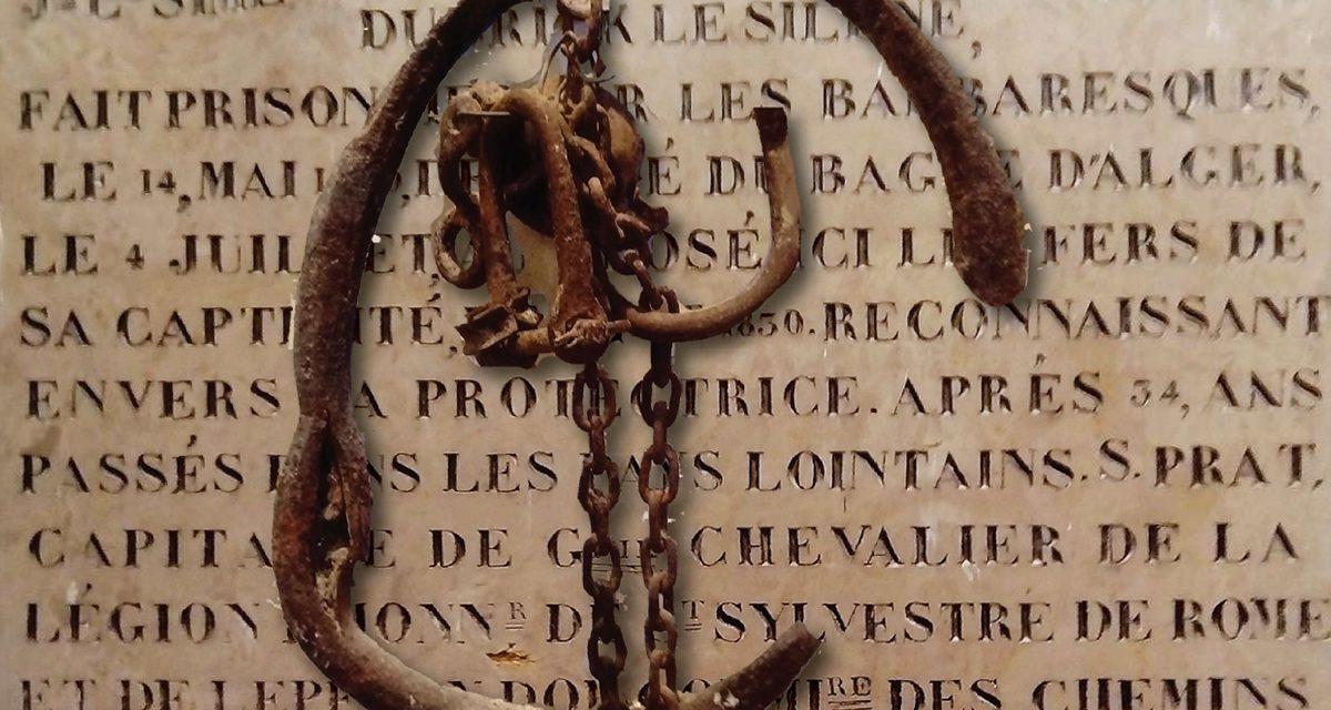 Conférence : «Lorsque les fers de prisonnier de sainte-Anne racontent leur histoire»