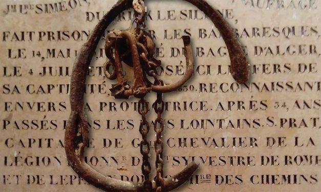 """Conférence : """"Lorsque les fers de prisonnier de sainte-Anne racontent leur histoire"""""""