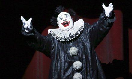 Diffusion de l'opéra «Rigoletto» Verdi