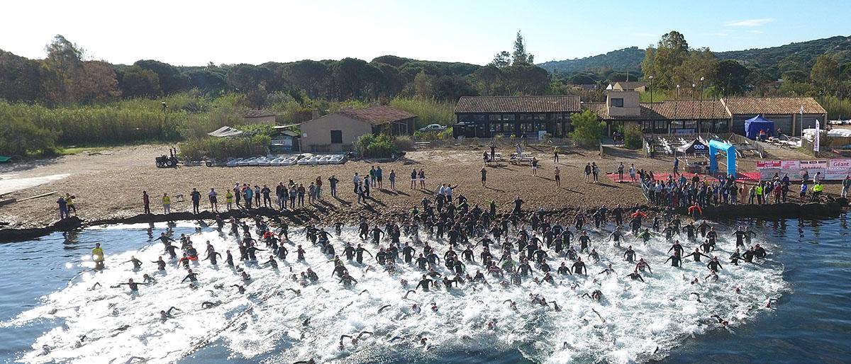 (Français) Triathlon Tri-tropézien 2018