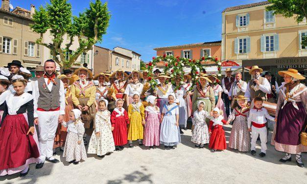 Fête folklorique des Bravades 2019