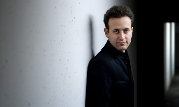 10e printemps musical de Saint-Tropez : Jonathan Gilad (piano)