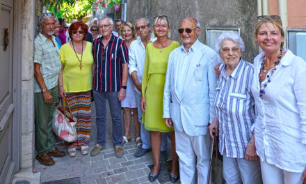 Rénovation de la Bourgade : la rue Berny inaugurée