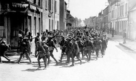 Histoire de la 3e division d'infanterie US de 1914 à 1945