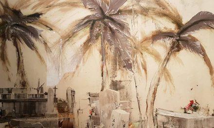 Les expositions du lavoir Vasserot : Udo REIN (peintures et photos)