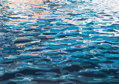 """Antony PARKS """"Reflections 6"""""""