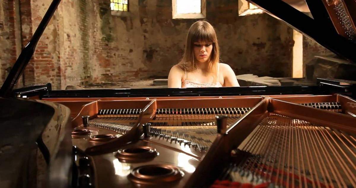 (Français) 16e festival d'automne de Saint-Tropez : Anna Fedorova (piano)