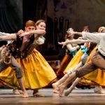Diffusion du ballet «Le corsaire» de Manuel Legris