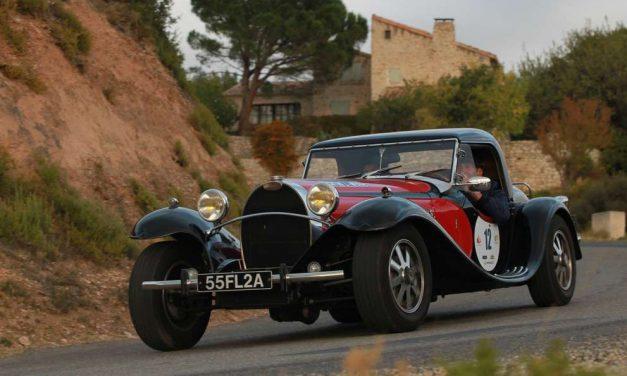 Rallye entre 2 mers (Biarritz à Saint-Tropez)