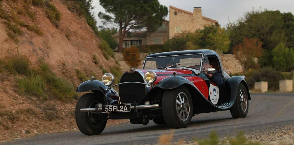 (Français) Rallye entre 2 mers (Biarritz à Saint-Tropez)