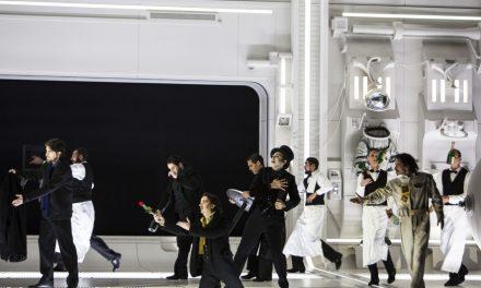 Diffusion de l'opéra «La bohème» de Puccini
