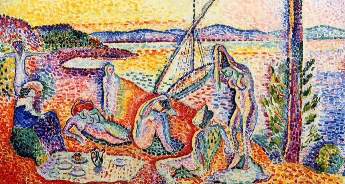 Conférence «La valse des avant-gardes : pointillisme, fauvisme, futurisme»