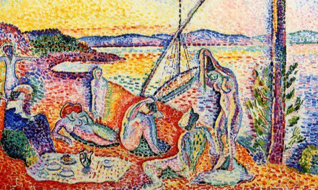 """(Français) Conférence """"La valse des avant-gardes : pointillisme, fauvisme, futurisme"""""""