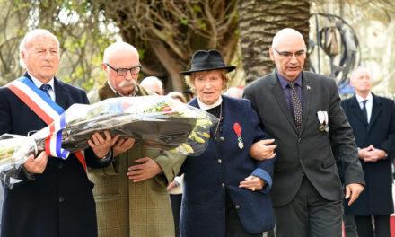 En mémoire des victimes de la Shoah