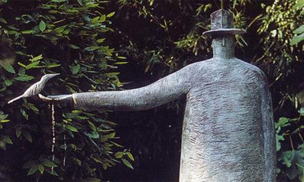 Sculptures monumentales de Jean-Michel Folon