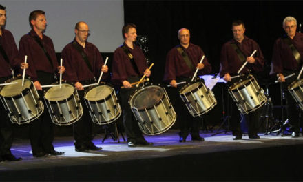 Soirées de la Pesquière 2019 : les tambours de l'Odyssée
