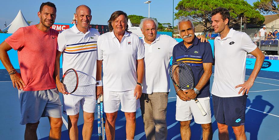 Classic tennis tour 2019