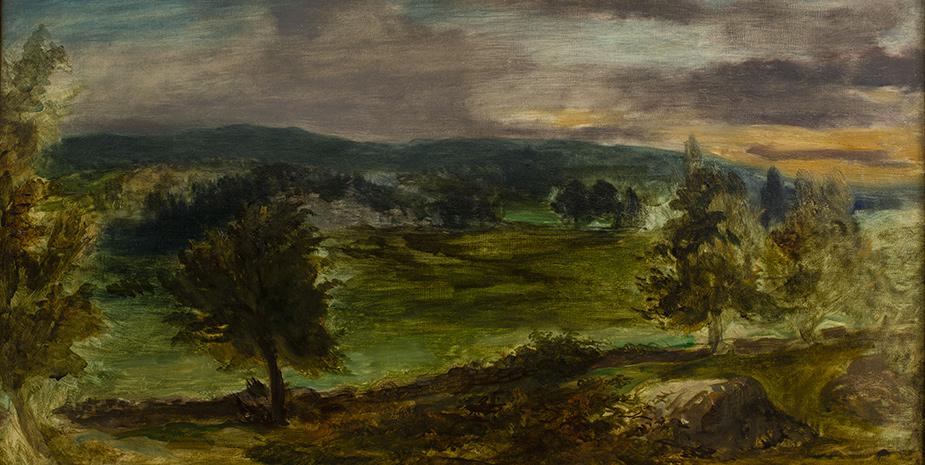Exposition Delacroix-Signac, la couleur du néo impressionnisme