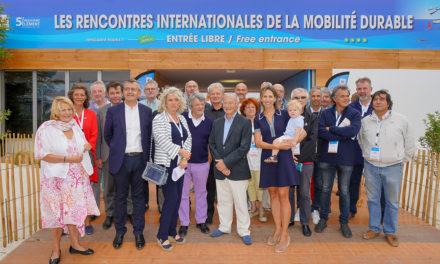 Les Rencontres internationales de la mobilité durable 2019 en images